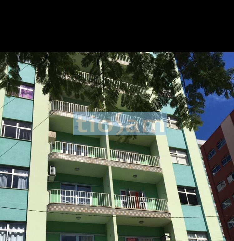 Edifício Varandas 1 quarto + DCE Centro de Guarapari ES