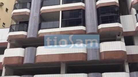 Edifício Dalla Bernadina 2 quartos com dce Centro de Guarapari ES