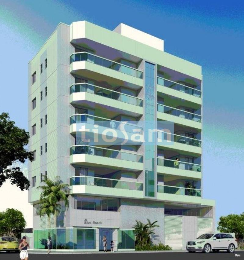 Edifício Blue Beach Residence apartamento 3 quartos Praia de Peracanga Nova Guarapari ES