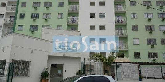 Edifício Residencial Amazonas apartamento mobiliado 2 quartos Praia do Morro Guarapari ES