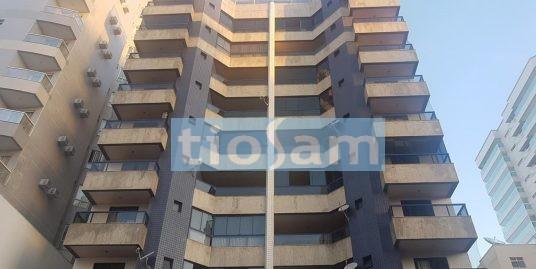 Edifício Fran Tower prédio de frente para o mar apartamento 3 quartos Praia do Morro Guarapari ES