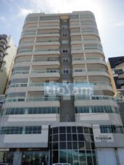 Edifício Titanium apartamento de frente para o mar 4 suítes Praia do Morro Guarapari ES