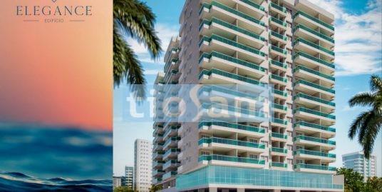 Edifício Elegance Apartamento 3 Dormitórios frente mar Praia Do Morro Guarapari ES
