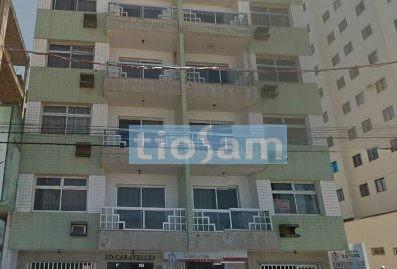 Apartamento 2 quartos frente mar Praia do Morro Guarapari ES