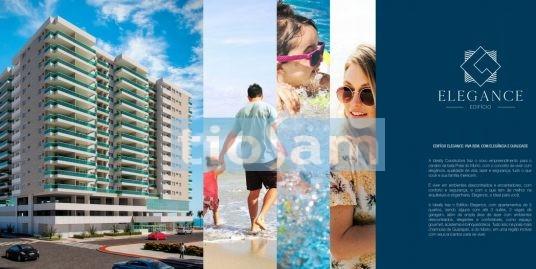 Edifício Elegance apartamento 3 dormitórios prédio frente mar Praia do Morro Guarapari ES