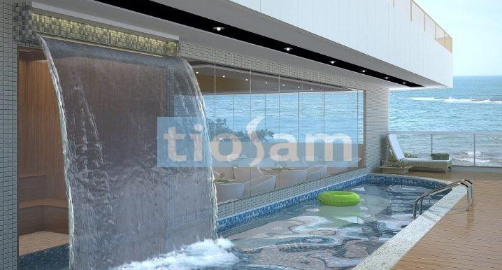 piscina do predio