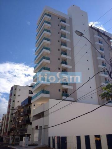 Edifício La Serena 2 quartos semi mobiliado Praia do Morro Guarapari ES