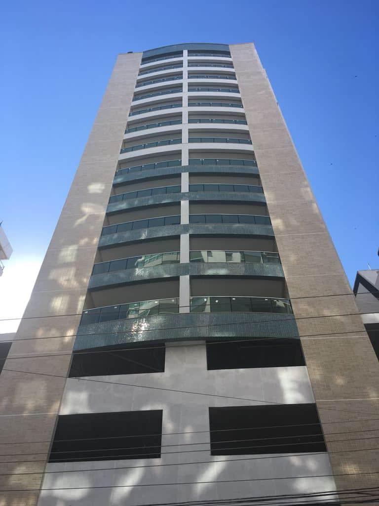 Edifício Veneto loja 1 quadra do mar Praia do Morro Guarapari ES