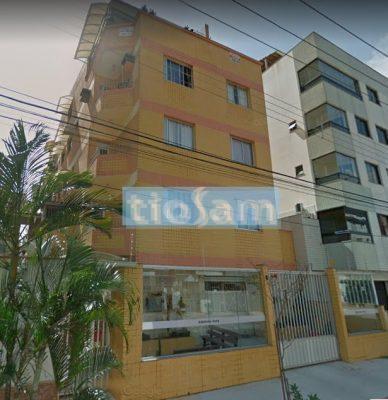 Edifício Orly cobertura duplex 140 M2 3 quartos 3 andar Praia do Morro Guarapari ES