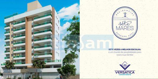 Edifício Sete Mares apartamento 4 quartos Praia de Peracanga  Nova Guarapari ES