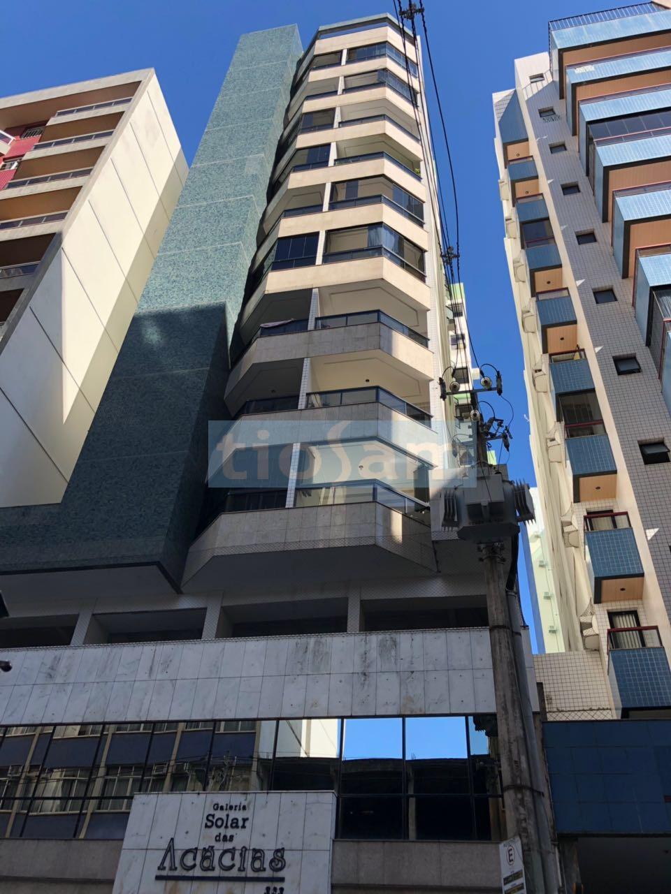 Edifício Solar das Acacias apartamento mobiliado 2 quartos centro de Guarapari ES