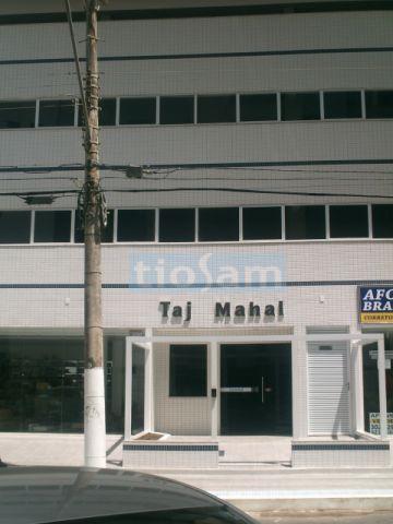 Edifício Graal apartamento 3 quartos frente para a rua Praia do Morro Guarapari ES