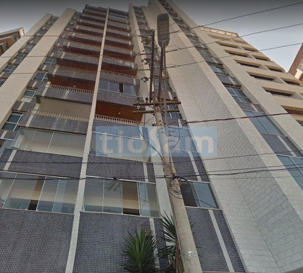 Edifício Breno Braz apartamento mobiliado 2 quartos Praia das Castanheiras Centro de Guarapari ES