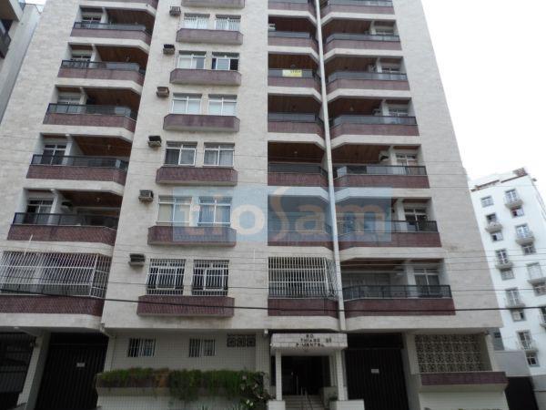 Edifício Thiago Pimentel 2 quartos com DCE centro de Guarapari ES