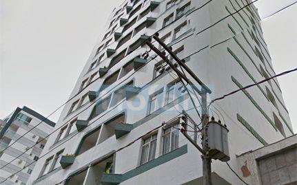 Edifício Venézia primeiro andar 2 quartos + 1 reversível centro de Guarapari ES