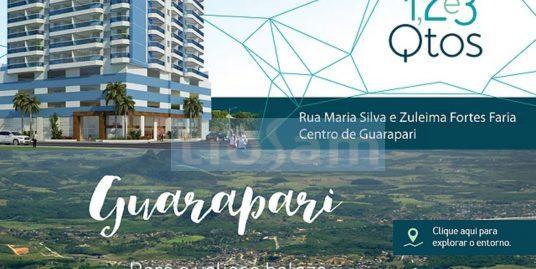 Apartamento 3 quartos edifício Turmalina  no centro de Guarapari ES
