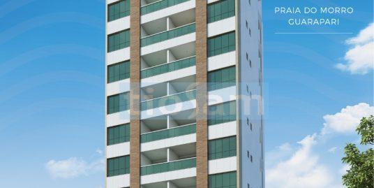 Lançamento Edifício Agatha 1 dormitório 3a rua do mar Praia do Morro Guarapari ES