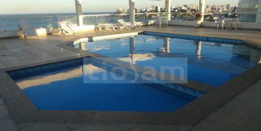 Apartamento 2 quartos Edifício Flat Praia do Morro Guarapari ES