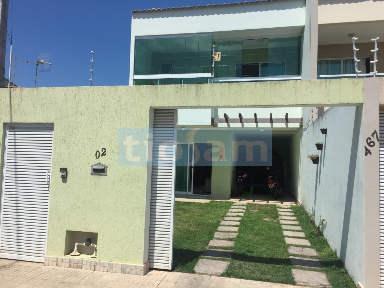 Casa 3 quartos bairro Itapebussu Guarapari ES