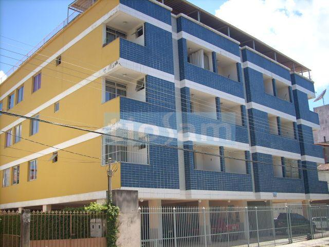 Apartamento 2 quartos Edifício Alcântara bairro Parque Areia Preta de Guarapari ES