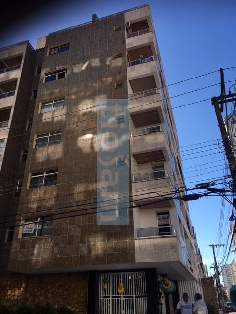 Apartamento 3 quartos + dce Edifício Residencial Humberto Praia do Morro Guarapari ES