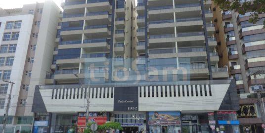 Apartamento frente mar 4 quartos edifício Regina Praia Center Praia do Morro Guarapari ES