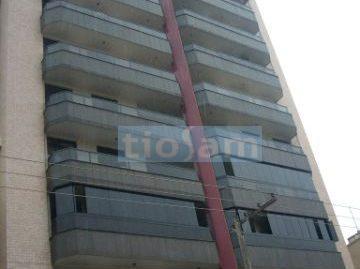 Apartamento 3 quartos + DCE 2a rua do mar Praia do Morro Guarapari ES