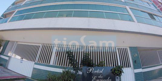 Apartamento 2 quartos edifício Portal da Enseada 1 andar Praia da Bacutia Nova Guarapari ES