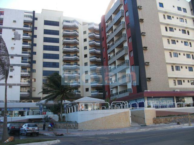 Apartamento 3 quartos mobiliado vista mar Praia do Morro Guarapari ES