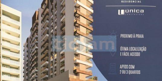 Edifício Villa Oceânica Residencial apartamento 2 quartos Praia do Morro Guarapari ES