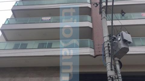 Edifício Céu apartamento 2 quartos Praia do Morro Guarapari ES