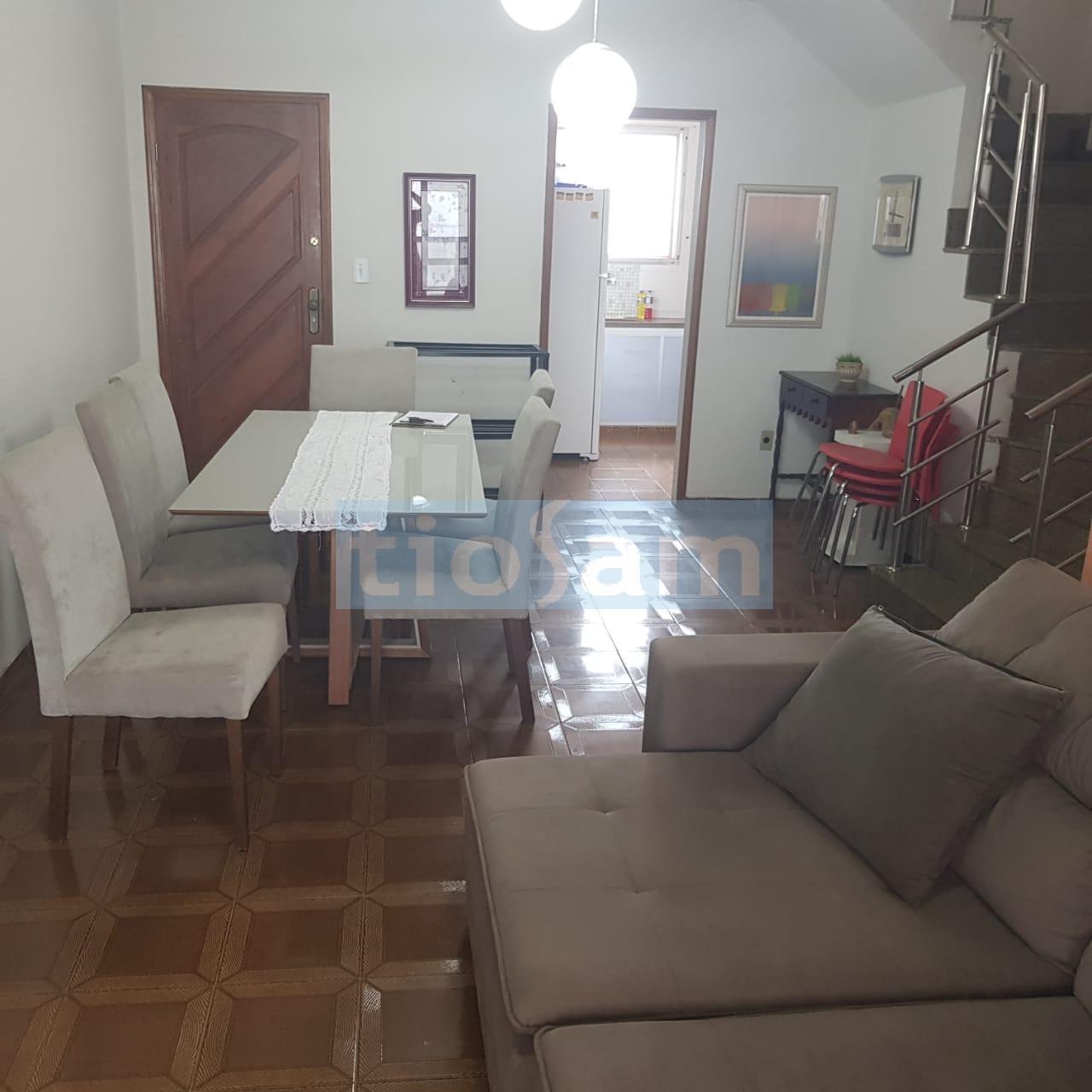 Cobertura Duplex mobiliada 4 quartos terceira rua do mar Praia do Morro Guarapari ES