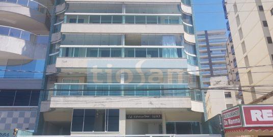 Apartamento um dormitório mais DCE  Praia do Morro Guarapari ES