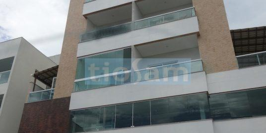 Apartamento 2 quartos novo edifício Arcobeli Praia do Morro Guarapari ES