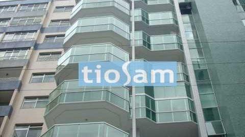 Apartamento dois quartos + DCE Centro de Guarapari ES
