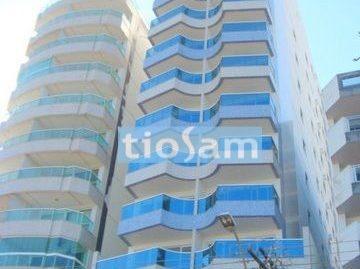 Edifício Ordones Pena apartamento  frente mar 3 quartos Praia do Morro Guarapari ES