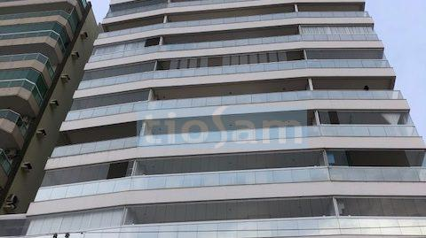 Edifício Aguinaldo Rodrigues apartamento 3 suítes  frente Praia do Morro Guarapari ES