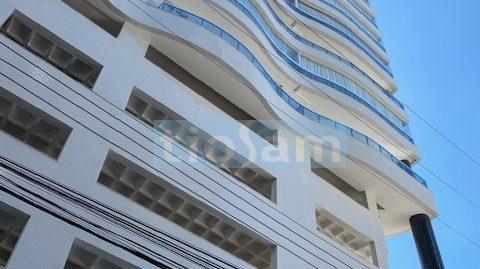 Edifício Ilha Bella apartamento 3 quartos com lazer Centro de Guarapari ES