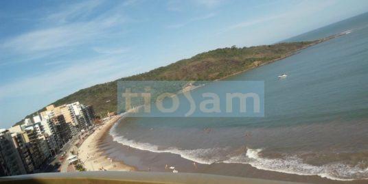 Cobertura 4 suítes frente Praia do Morro Guarapari ES