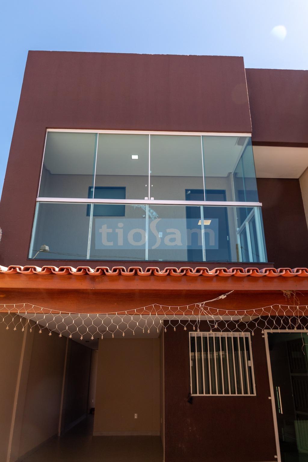 Casa duplex 3 suítes Praia do Morro Guarapari ES