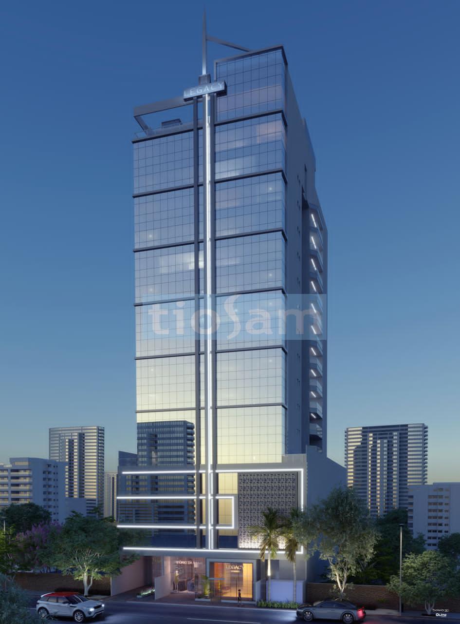 Edifício Legacy  apartamento 2  quartos quadra do mar Praia do Morro Guarapari ES