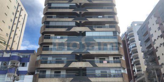 Edifício Residencial Beira Mar 3 quartos frente mar Praia do Morro Guarapari ES