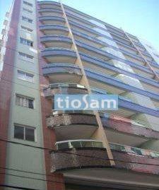 Edifício Ambar 1 dormitório centro de Guarapari ES