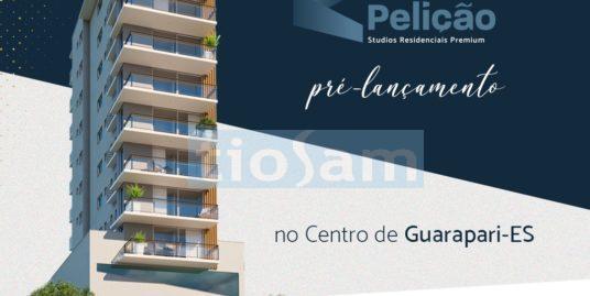 Edifício Euzébio Pelição apartamento 1 dormitório centro de Guarapari ES