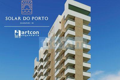 Edifício Solar do Porto Lançamento na Praia do Morro Guarapari ES