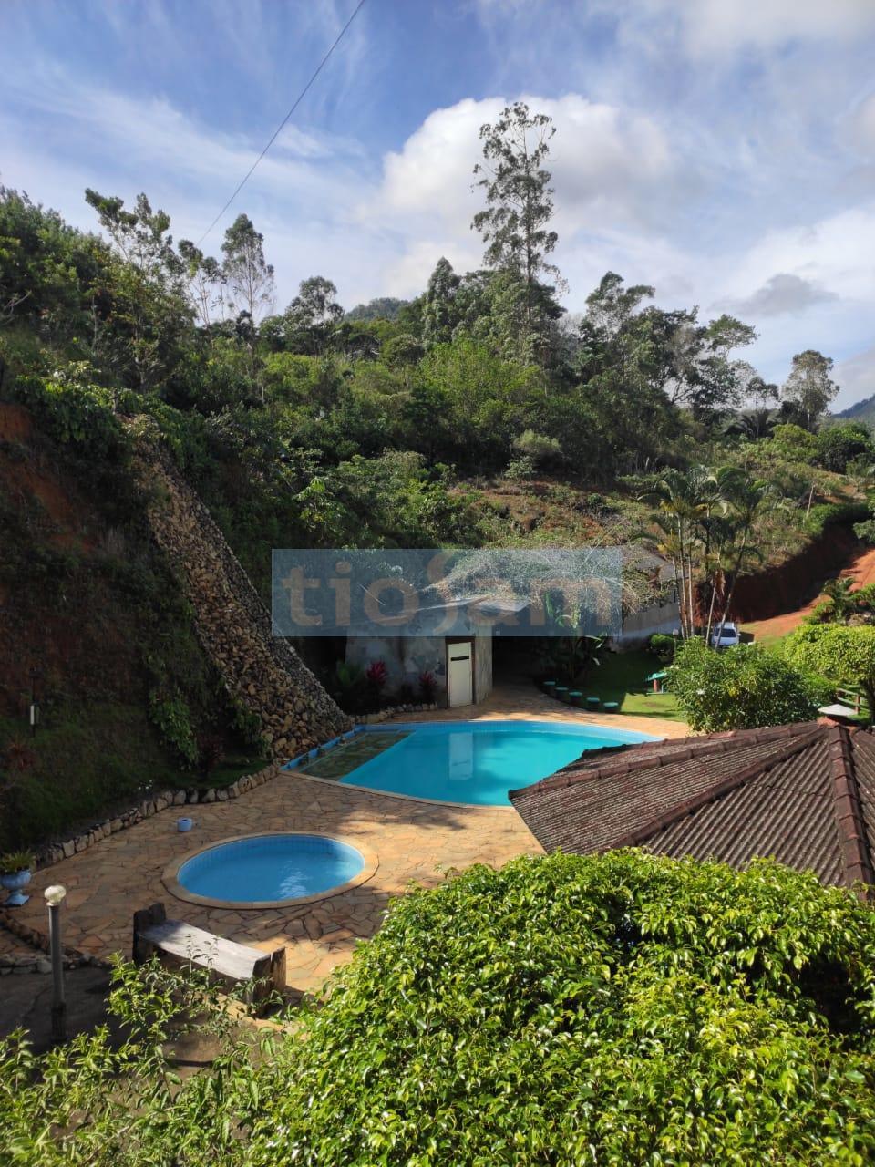 Propriedade Rural com área de 608 mil m2 em Santa Teresa ES