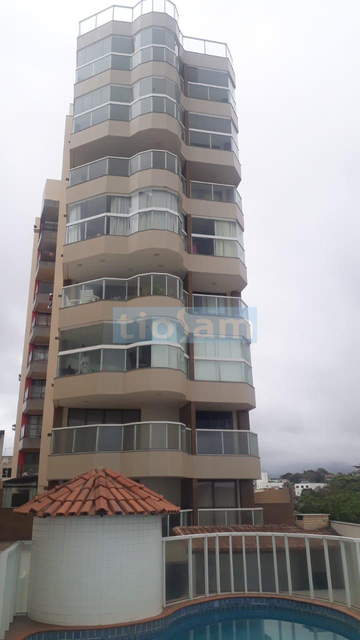 Edifício Paradise apartamento 2 quartos + DCE vista mar Praia do Morro Guarapari ES